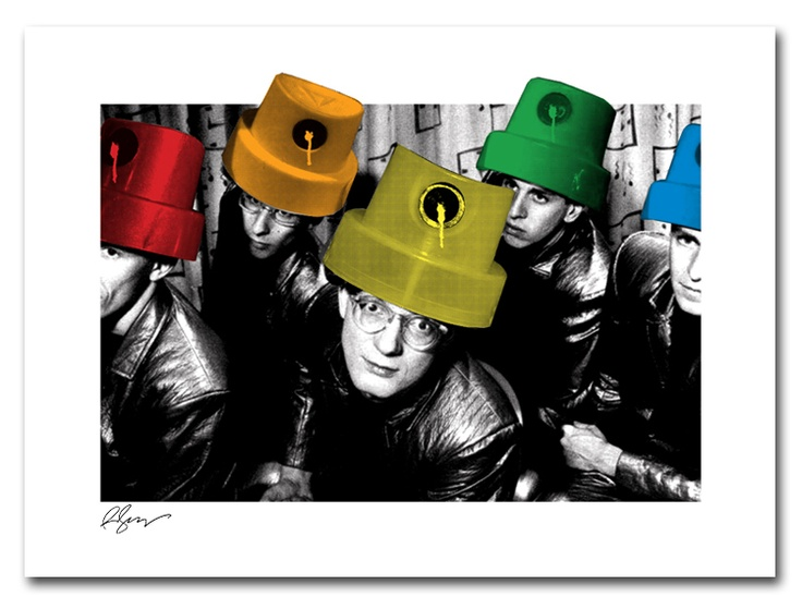 Rene Gagnon: DEVO-ted Print - Edition of 40