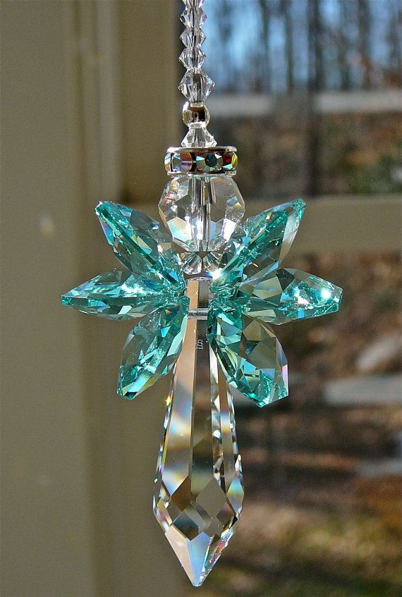 "Swarovski Crystal  ""GRACE"" Angel"