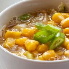 Recipes: Three Sisters Soup