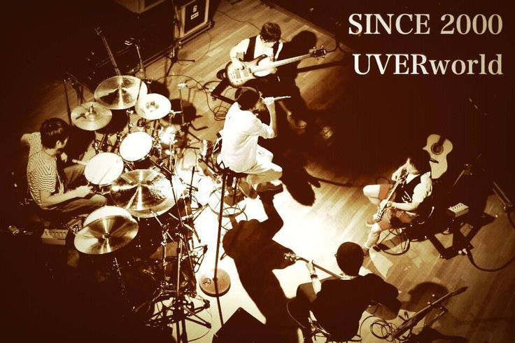 give UVERworld some love people :)