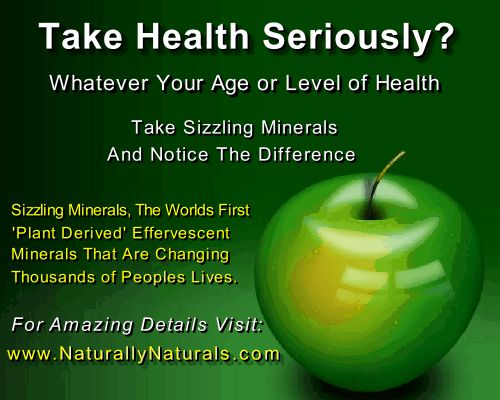 Do you take your health seriously? www.naturallynaturals.com