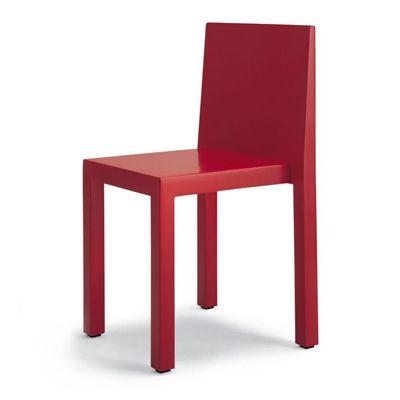 Sedia Uno di Bartoli Design e Fauciglietti Engineering per Segis
