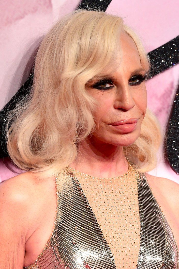 The 1 Condition Donatella Versace Made Ryan Murphy Agree to For American Crime Story