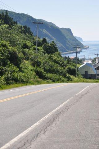 En Haute-Gaspésie. Photo : Tourisme Gaspésie. #Gaspesie
