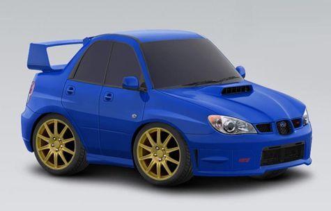 2006 Subaru Impreza WRX STI Series II [GD]