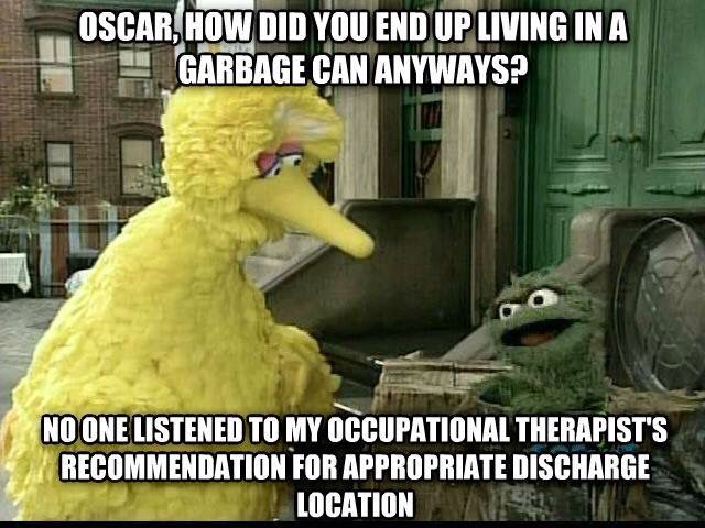 af5d753d4079 OT Meme OT Pinterest Ot memes, Occupational therapy and Therapy