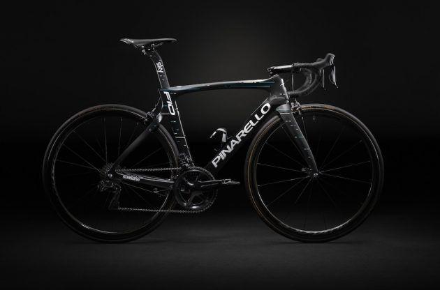 Pinarello dezvăluie Noua bicicletă Dogma F10: Făcută pentru Shimano Di2