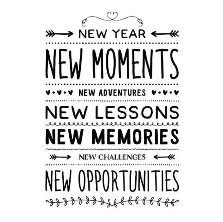 1000+ New Year's Quotes On Pinterest