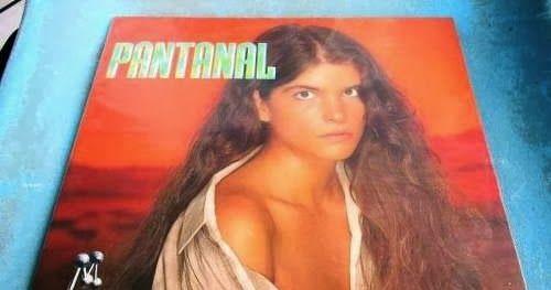 """É da sua Época? Quem se lembra ou tinha esse """"LP da Novela Pantanal"""" em meados anos 90?"""