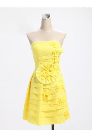 Bez ramínek Elegantní & moderní Přírodní Ruční na míru Svatební šaty
