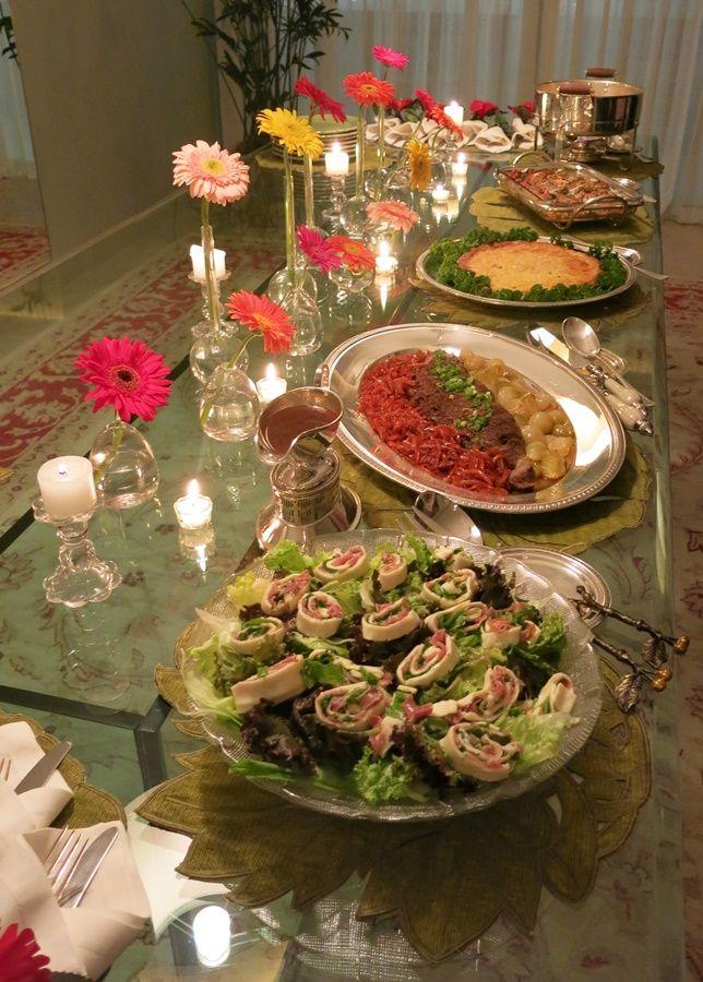 rosh hashanah lunch ideas