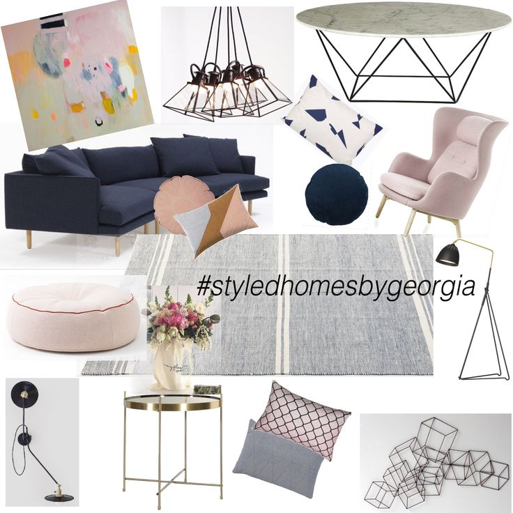 Some of my favourites for my very own lounge room makeover #uistylistscout #moodboard #livingroom #interiors #design #propertystylist #melbournestylist #interiordecorator #styledhomesbygeorgia