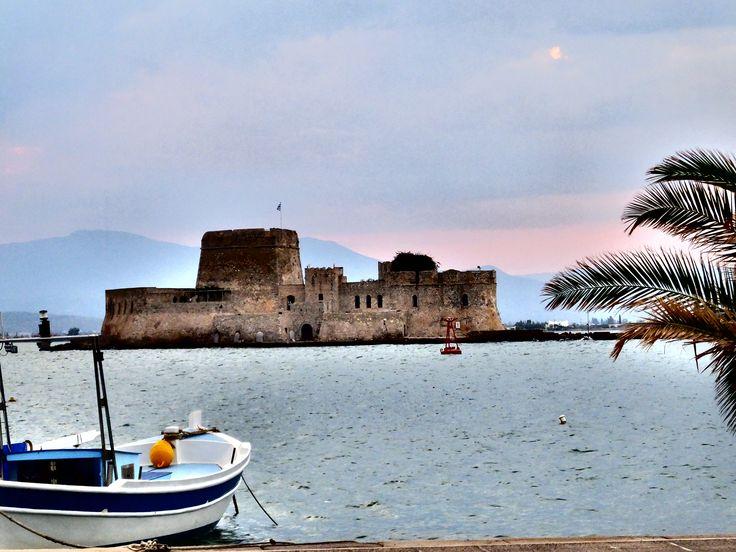 Naflpio, Bourtzi , Greece