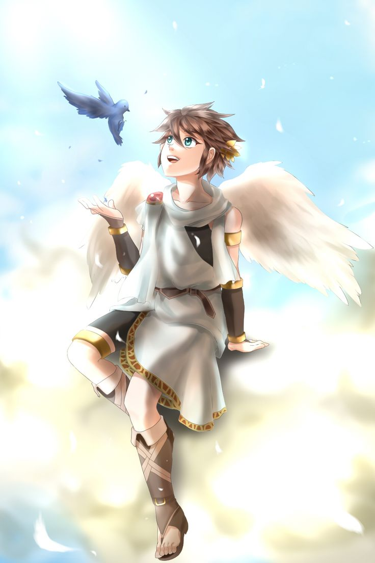 1000 Images About Kid Icarus Uprising On Pinterest