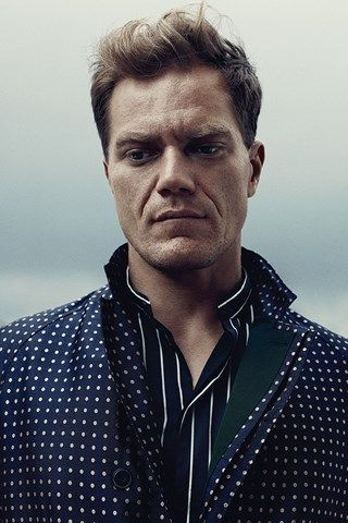 Michael Shannon on cover of second issue of Matches Fashion's Style Report.
