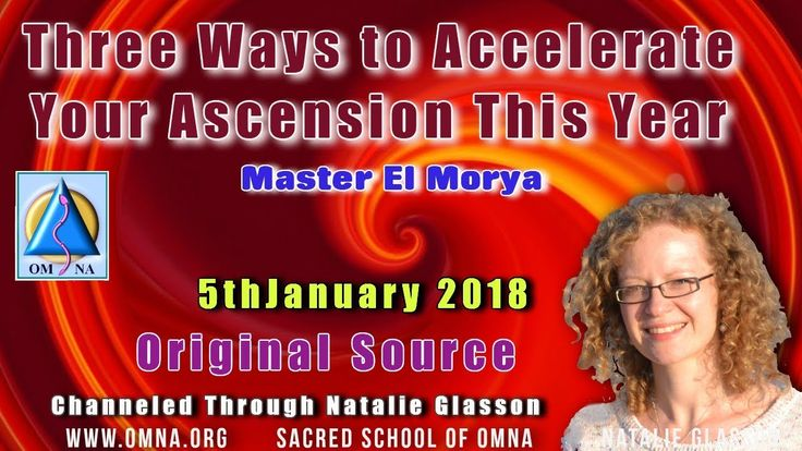 Channeled Messages - Three Ways to Accelerate Your Ascension This Year by Master El Morya Channeling