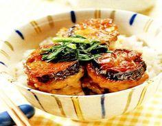 とろ~りなすと豚肉のうまみを満喫「なすのはさみ焼き丼」 - レタスクラブニュース