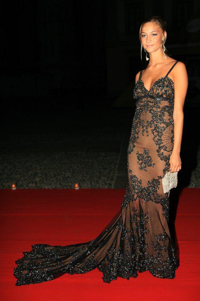 Beatrice Borromeo Mermaid Gown