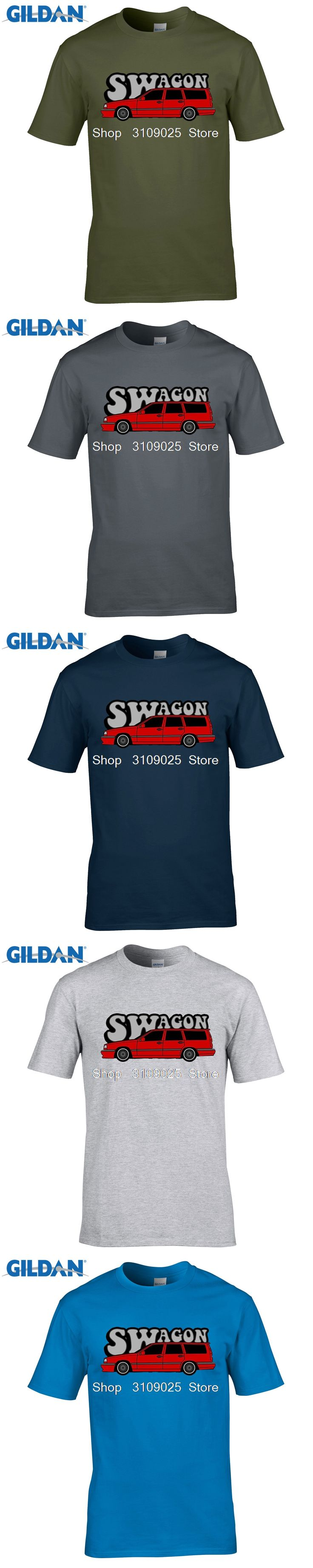 GILDAN customised t-shirts Swag On Volvo 850R Wagon Male T Shirt 100% Cotton Short Sleeve Crew Neck Tshirt Boy Clothing
