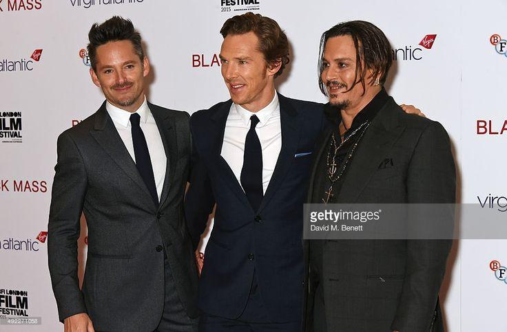 ニュース写真 : Director Scott Cooper, Benedict Cumberbatch and...