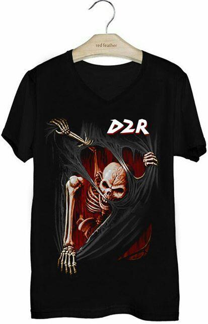 contoh design kaos distro original D2R