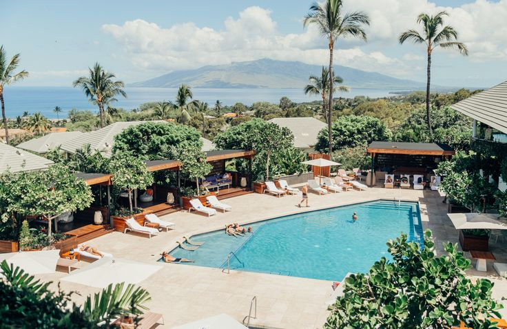 Our Weekend Trip To Maui   Maui Recommendations   Maui Travel Guide   Travel Blogger's Guide To Maui   Best Hotel in Maui   Best Place to Stay in Maui   Romantic Getaway in Maui   Hotel Wailea   Relais & Chateux Property on Maui   Photo by Elana Jadallah via @elanaloo + elanaloo.com