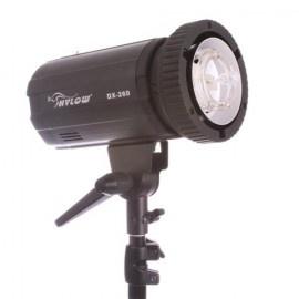 [10908] Hylow 260w Studio Light (Strobe and Modeling Lamp)