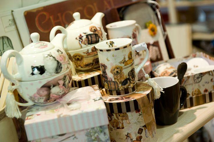 Tazze e teiere da collezionare idee regalo per gli amanti for Idee regalo doors