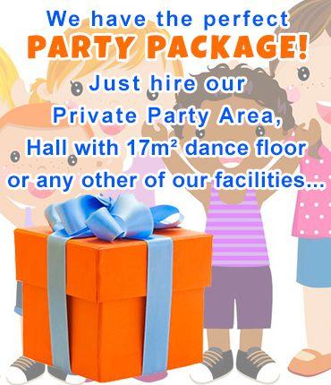 Perfect Party Venue