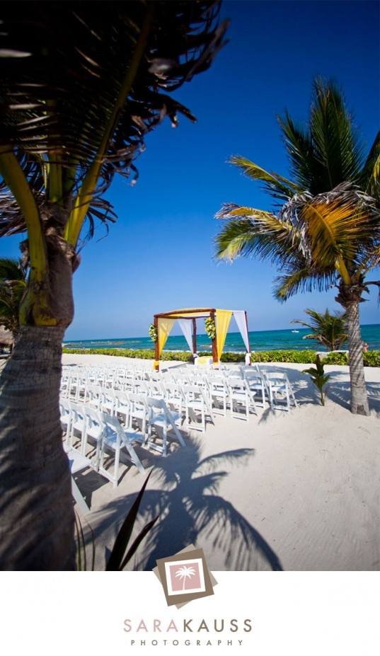 El Dorado Royale Riviera Maya Mexico Destination Wedding