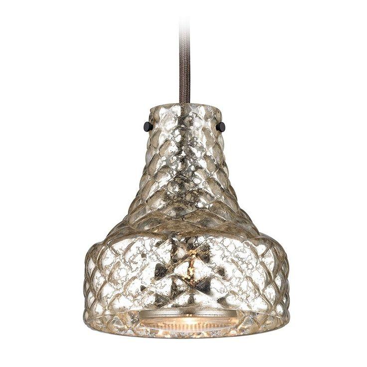 Mercury Glass Light Fixtures
