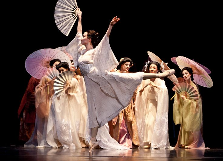 madame butterfly at houston ballet