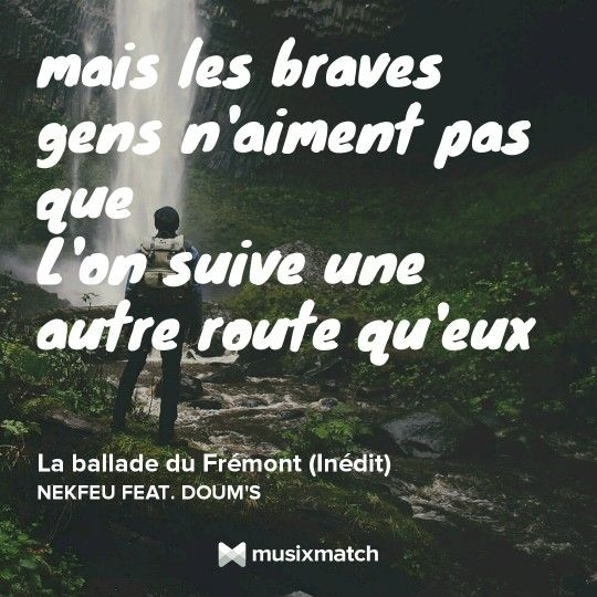 La ballade du fremont - Nekfeu feat. Doum's