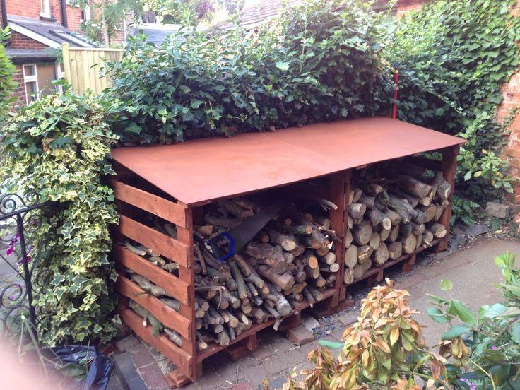 Nel caso in cui si vive in una casa con un giardino e si dispone di un camino , qualcosa di fondamentale è quello di avere una legnaia dove possiamo conservare la nostra legna da ardere e sta ben c...