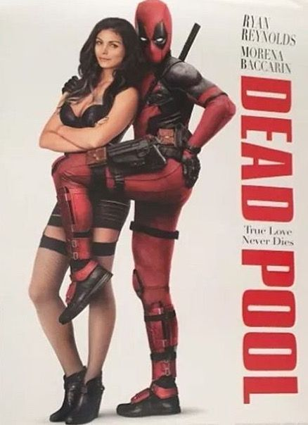 Deadpool homage to Pretty Woman