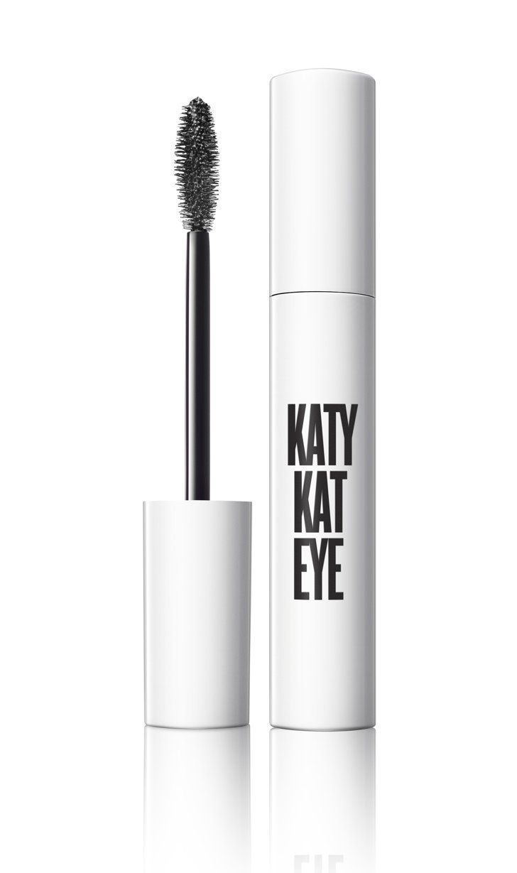Pin for Later: Katy Perry Is Designing a Makeup Collection For CoverGirl Katy Kat CoverGirl Mascara