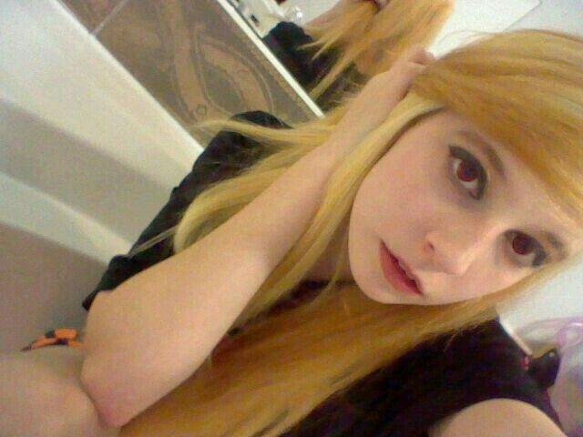 Yellow hair Viro Psycho