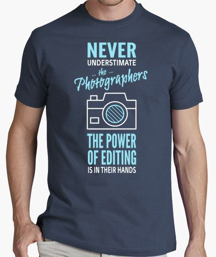 T-shirt The Photographers