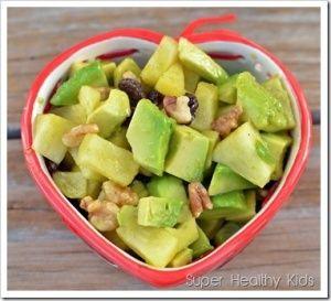 Brainy Breakfast Salad for Kids! | Recipes