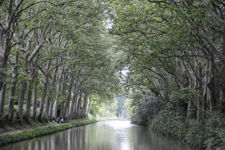 Another of the Canal de Midi