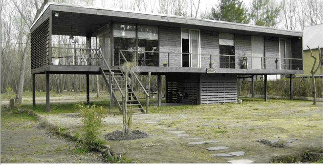 [ el abajo ] casa tigre Frias Tomchinsky Arq