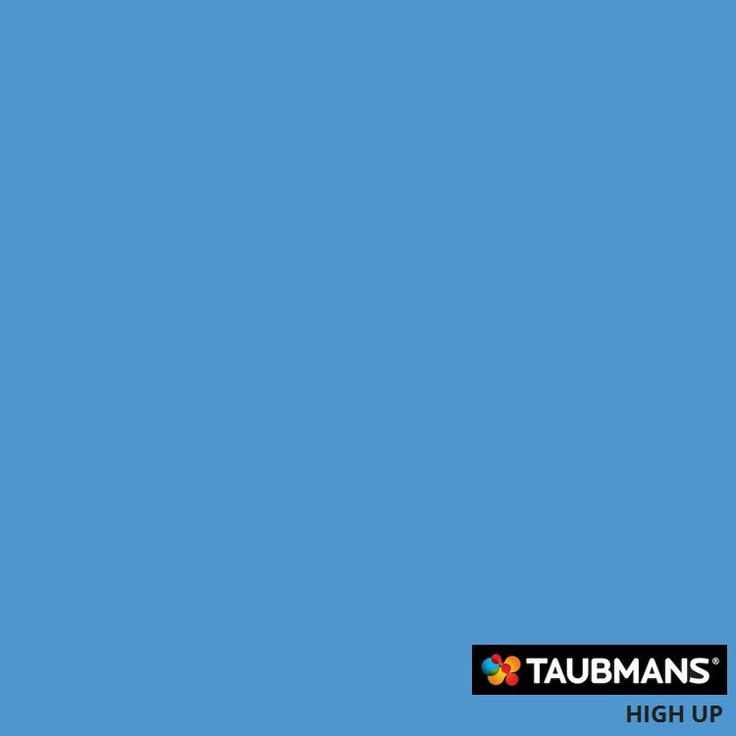 #Taubmanscolour #highup
