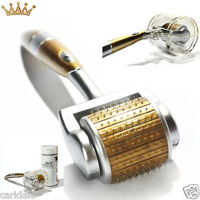 Best zgts derma #roller titanium #micro #needle skin acne scar wrinkle anti agein, View more on the LINK: http://www.zeppy.io/product/gb/2/361130092945/