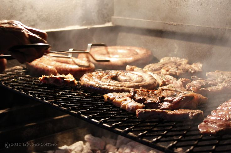 Braai / BBQ - South African's love their meat