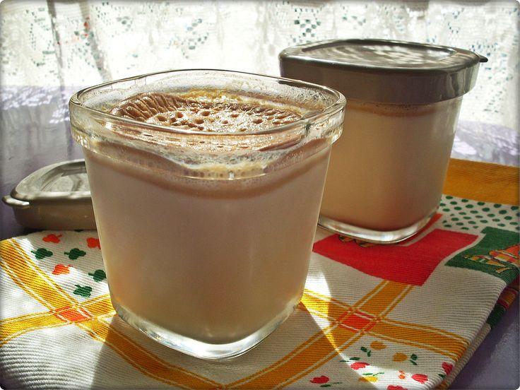 Yogur de toffe