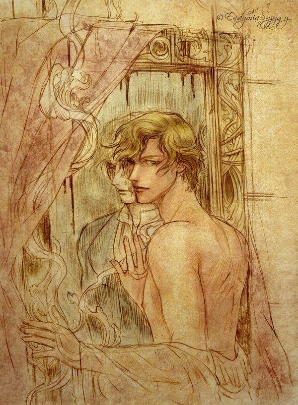 """""""You will always be fond of me. I represent to you all the sins you never had the courage to commit.""""  ― Oscar Wilde, from The Picture of Dorian Gray"""