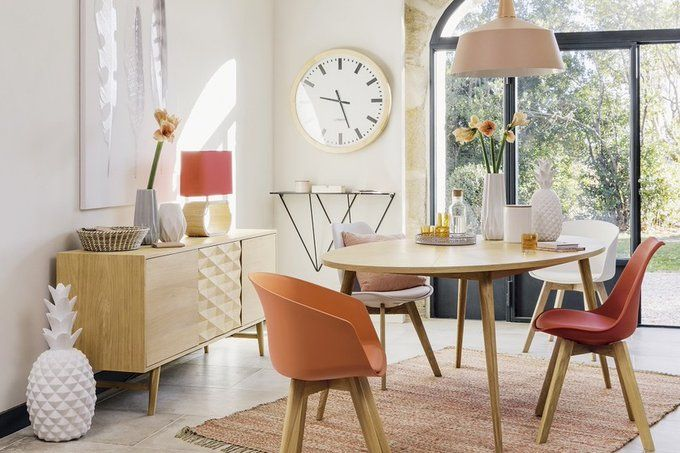 Tutorial 15 Eclectic Dining Rooms The Fox She Chicago Fashion Blog In 2021 Eclectic Dining Room Minimalist Dining Room Dining Room Small