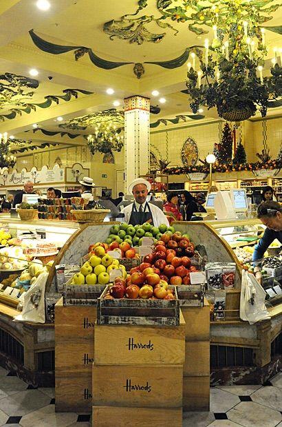 Harrod s Food market