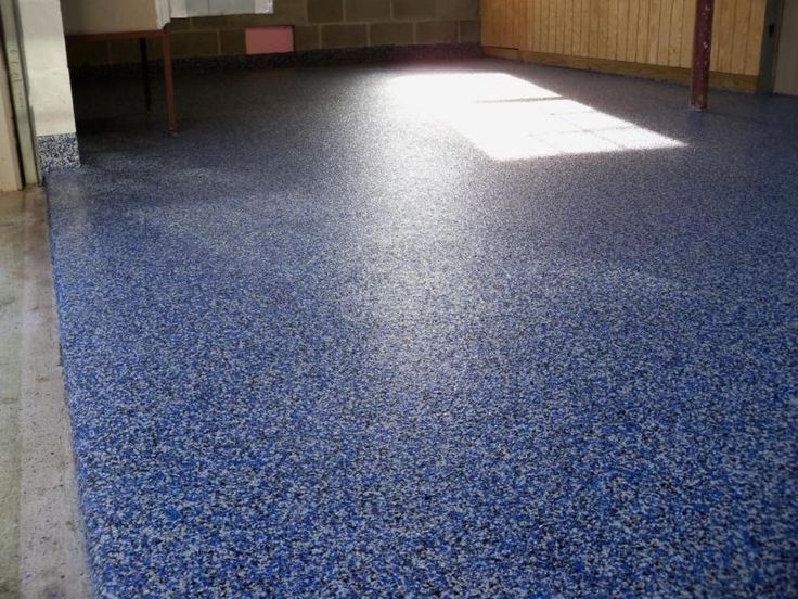 The Right Finish Garage Flooring Tiles Garage floor paint