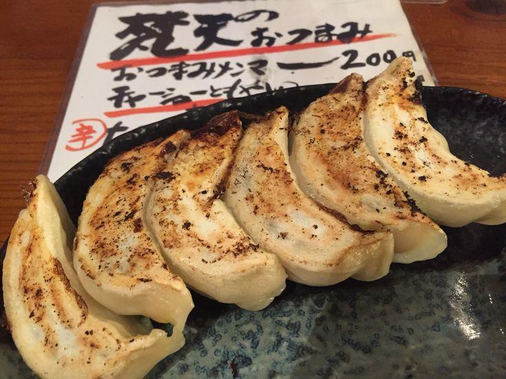 Kuotie di Tempat Pork Ramen di Ginza